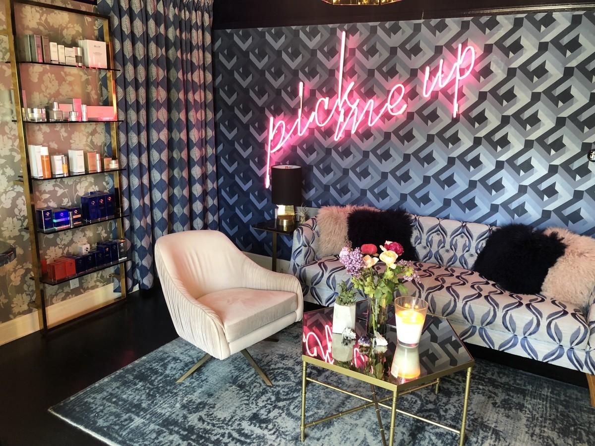 Inside Le Jolie Medi Spa. Photo: Courtesy