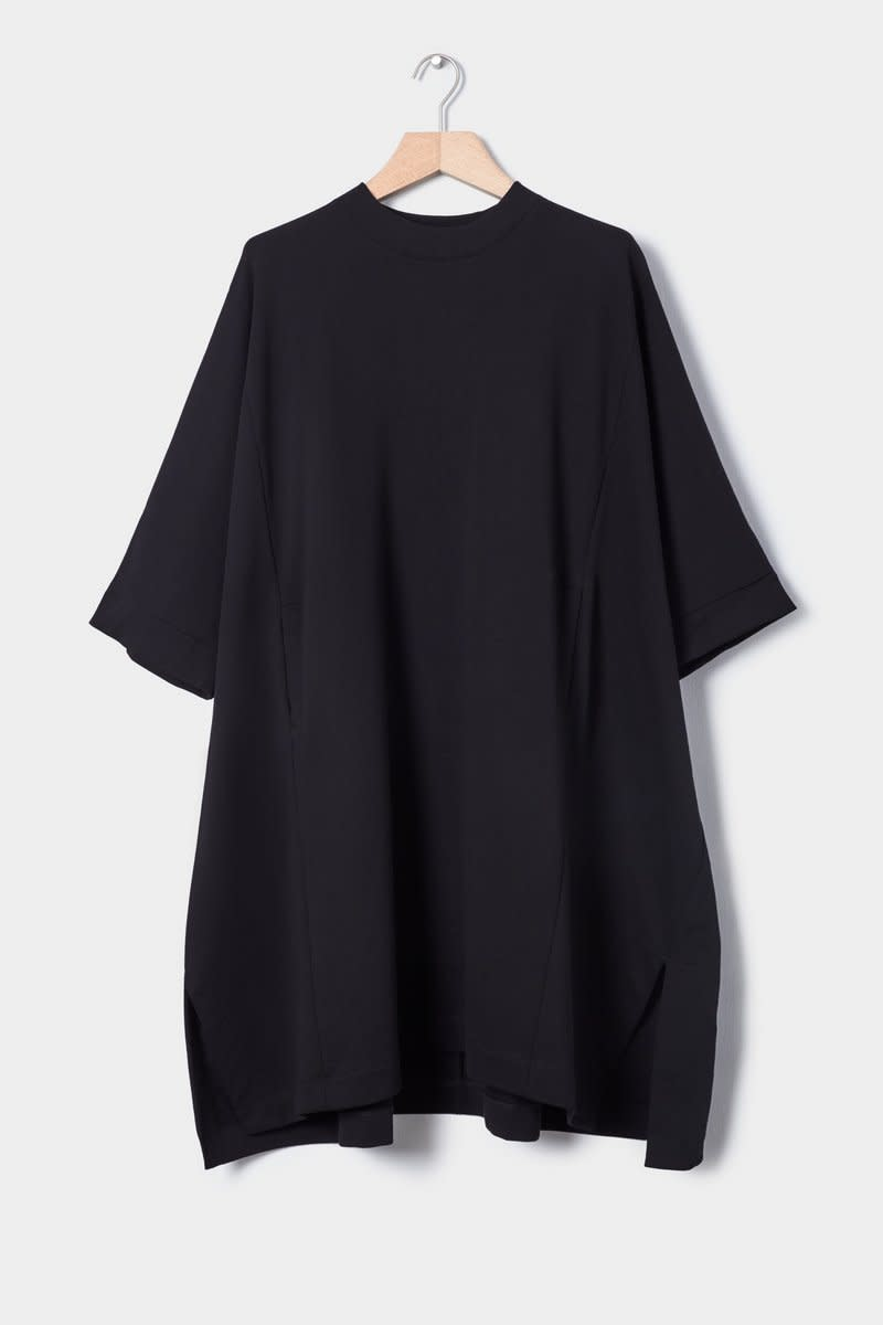 Kowtow building block cape, $189, available here.