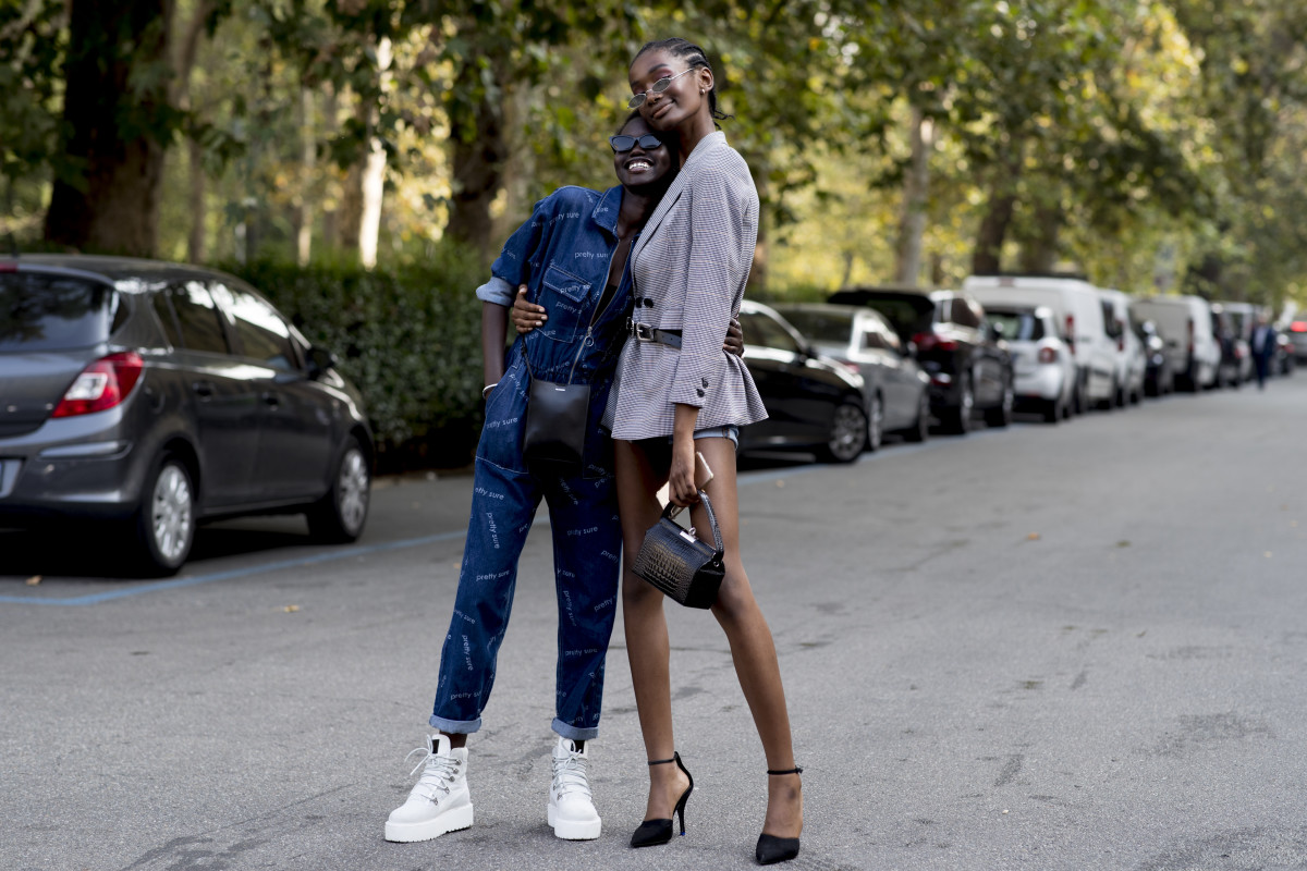 50298cf521 The Best Street Style Looks From Milan Fashion Week Spring 2019 ...