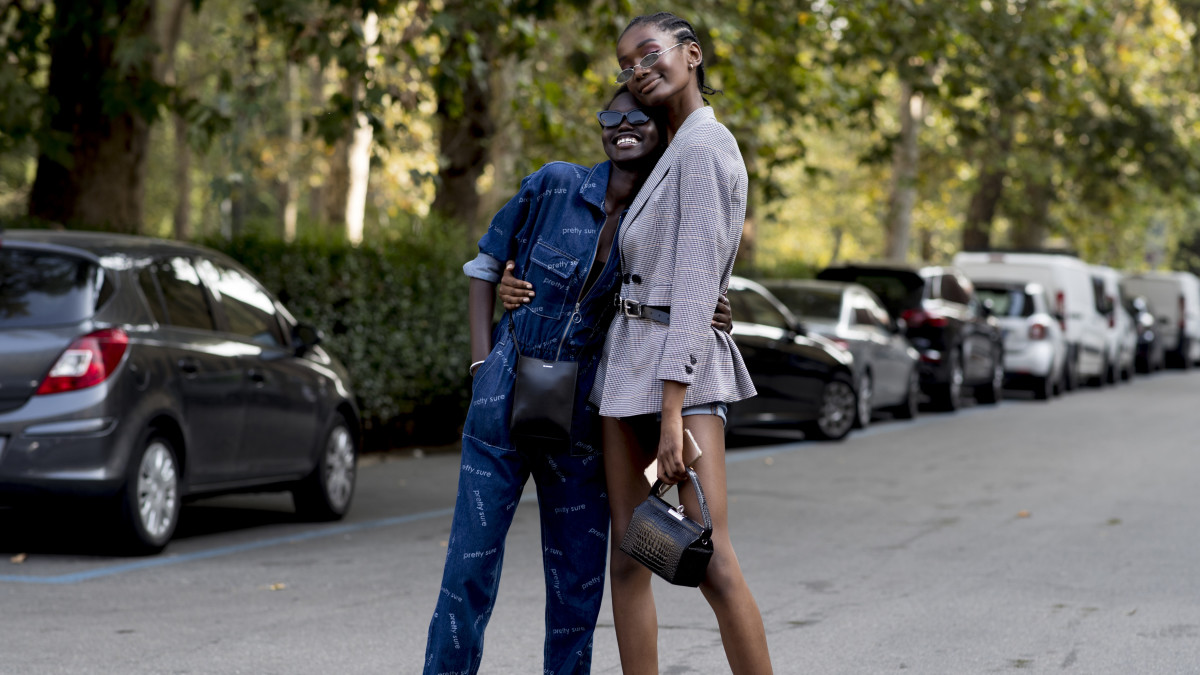 The Best Street Style Looks From Milan Fashion Week Spring ...