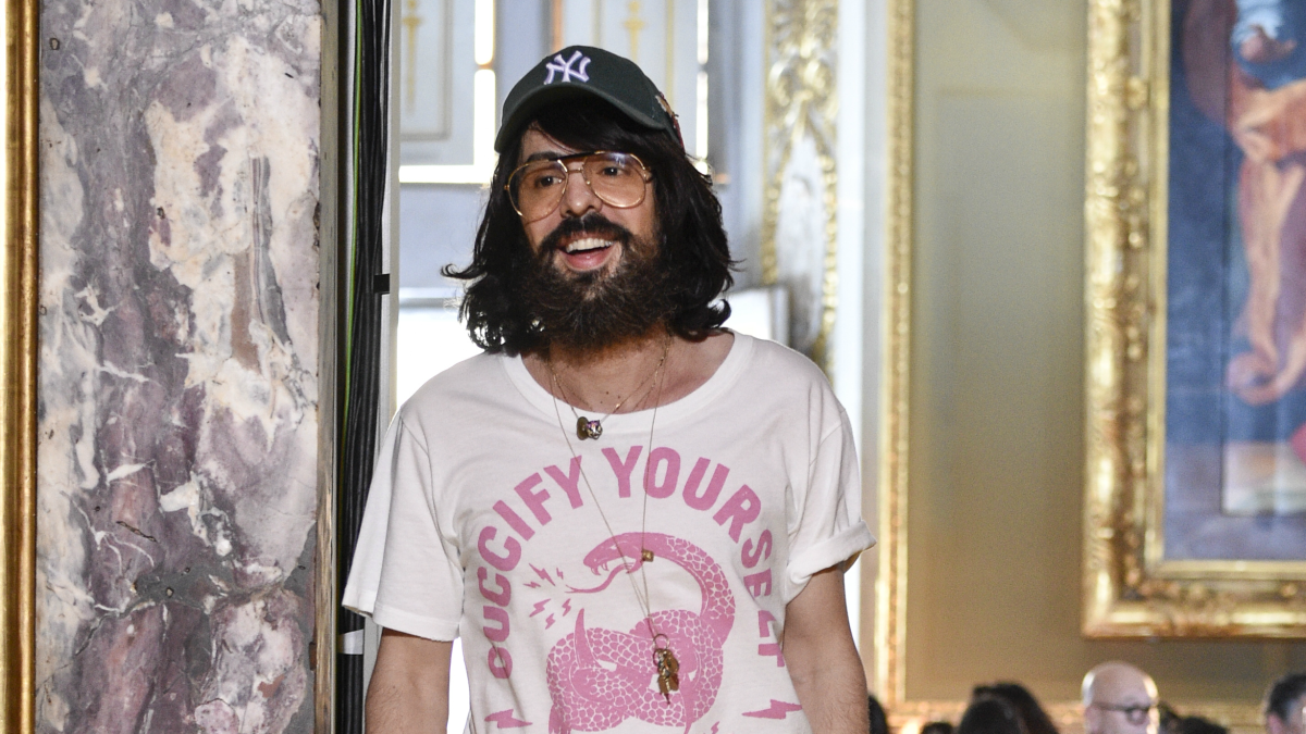 1852578caf7 Must Read  Alessandro Michele on His Vision for Gucci