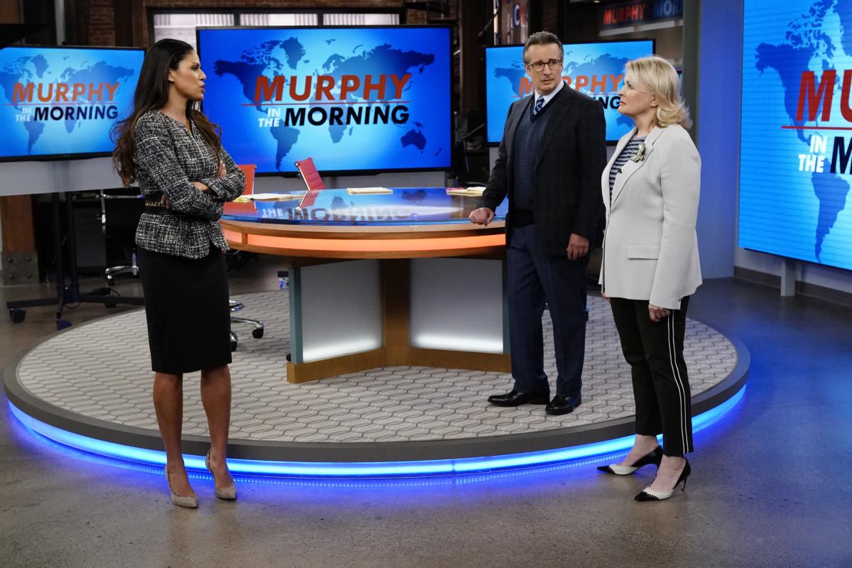 Diana (Merle Dandridge), Miles and Murphy. Photo: John Paul Filo/CBS