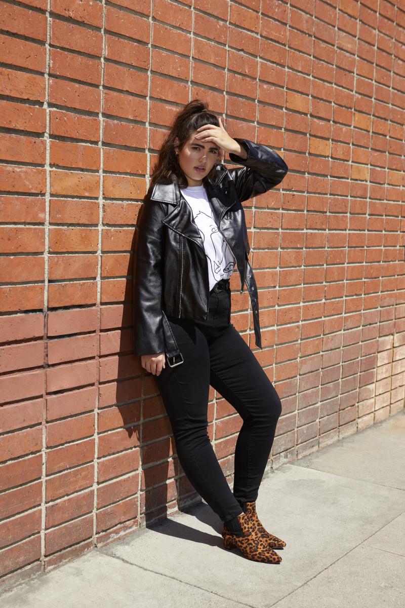 Alessandra Garcia Lorido for Nasty Gal. Photo: Nasty Gal