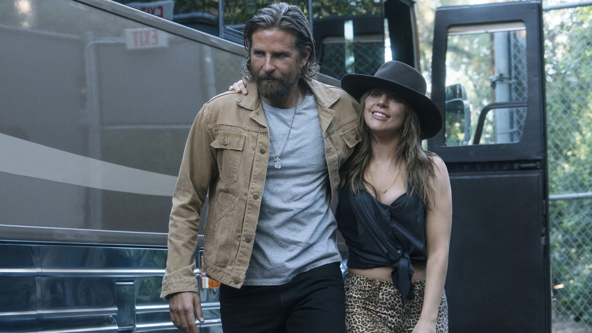 Lady Gaga Wears A Mix Of Vintage And Custom Gucci In Star Is Born Fashionista