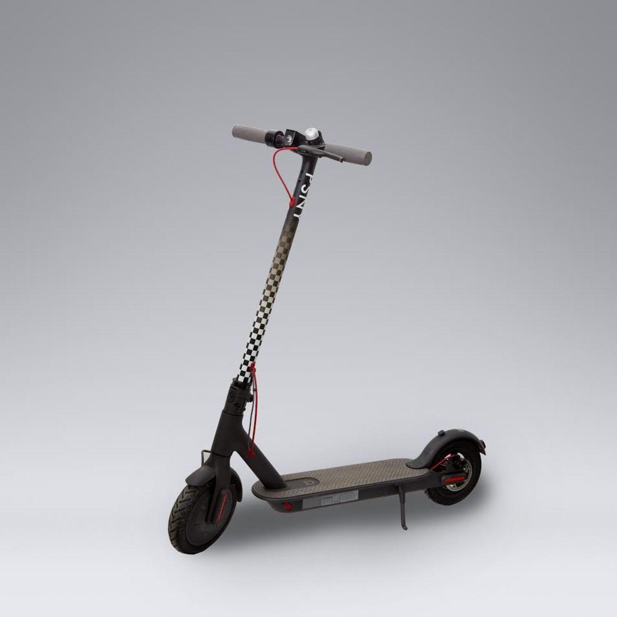PSNY x Mi Electric Scooter. Photo: Public School New York