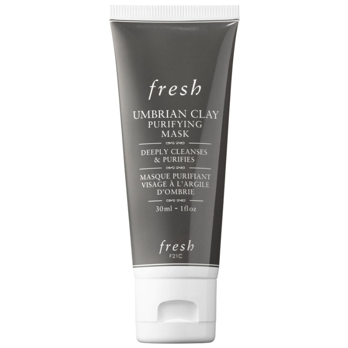 Fresh Umbrian Clay Pore Purifying Face Mask, $58, available here.