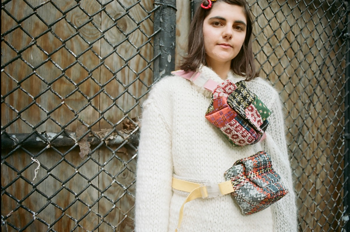 Chippy bags. Photo: Tina Nguyen