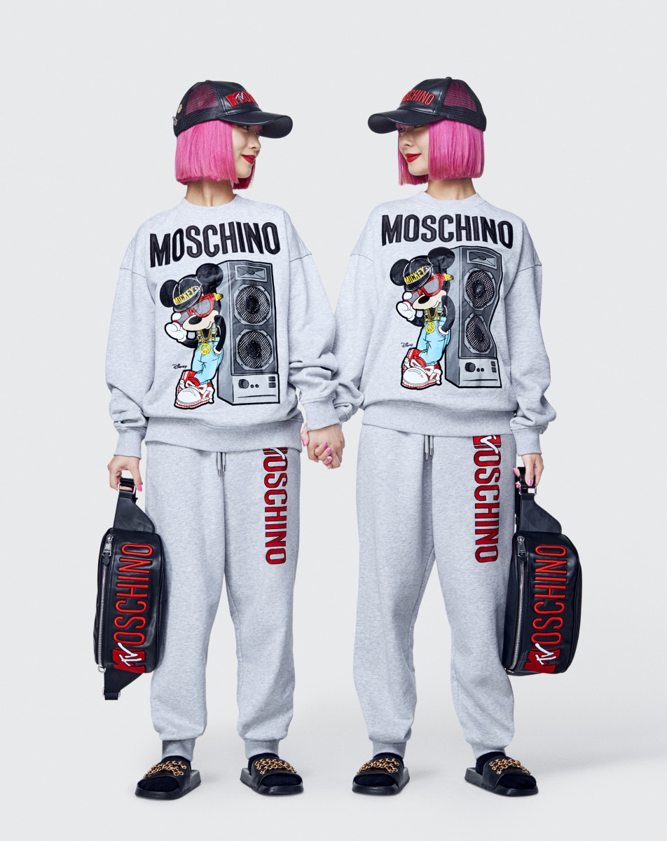 Moschino x H&M. Photo: Marcus Mam/H&M