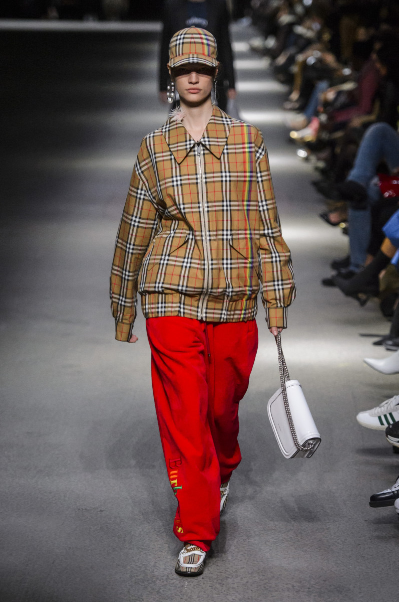 8afd4ebd317be Burberry Sued Target Over Its Iconic Check Pattern - Fashionista
