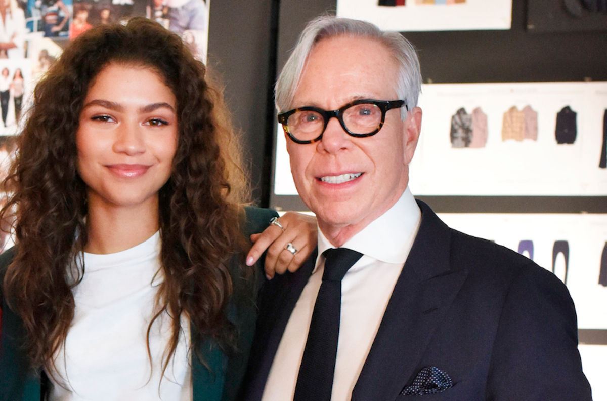 Tommy Hilfiger And Zendaya To Show At Paris Fashion Week Fashionista