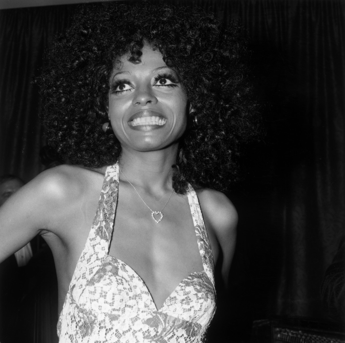 Diana Ross. Photo: Evening Standard/Getty Images