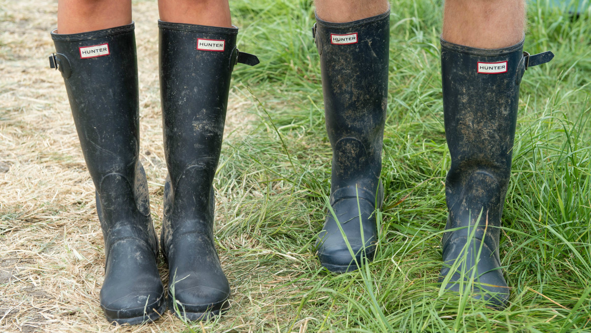 1080732b8c5 How Hunter Boots Became a Music Festival Fashion Staple - Fashionista