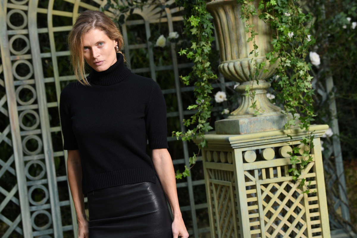 Editor-at-Large Malgosia Bela. Photo: Pascal Le Segretain/Getty Images for Chanel