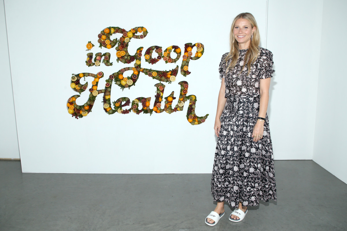 Photo: Phillip Faraone/Getty Images for Goop