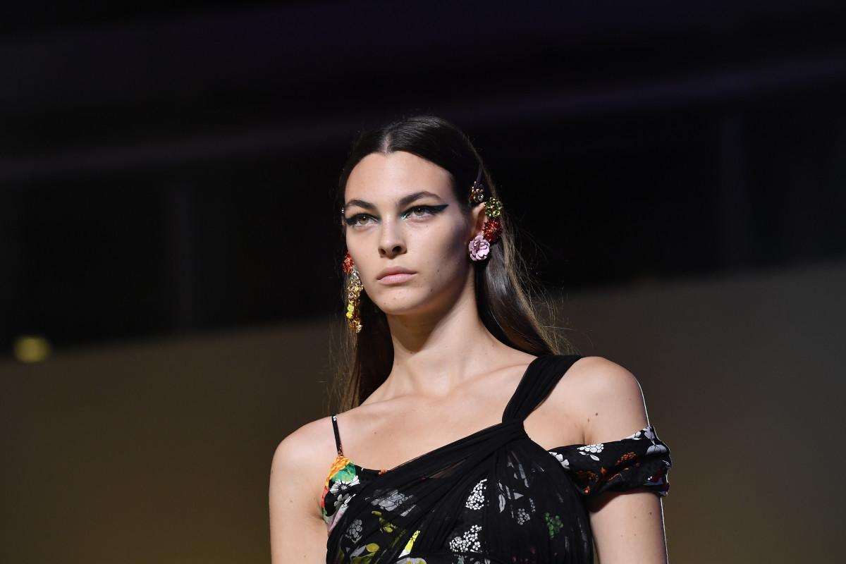 Vittoria Ceretti. Photo: Jacopo Raule/Getty Images