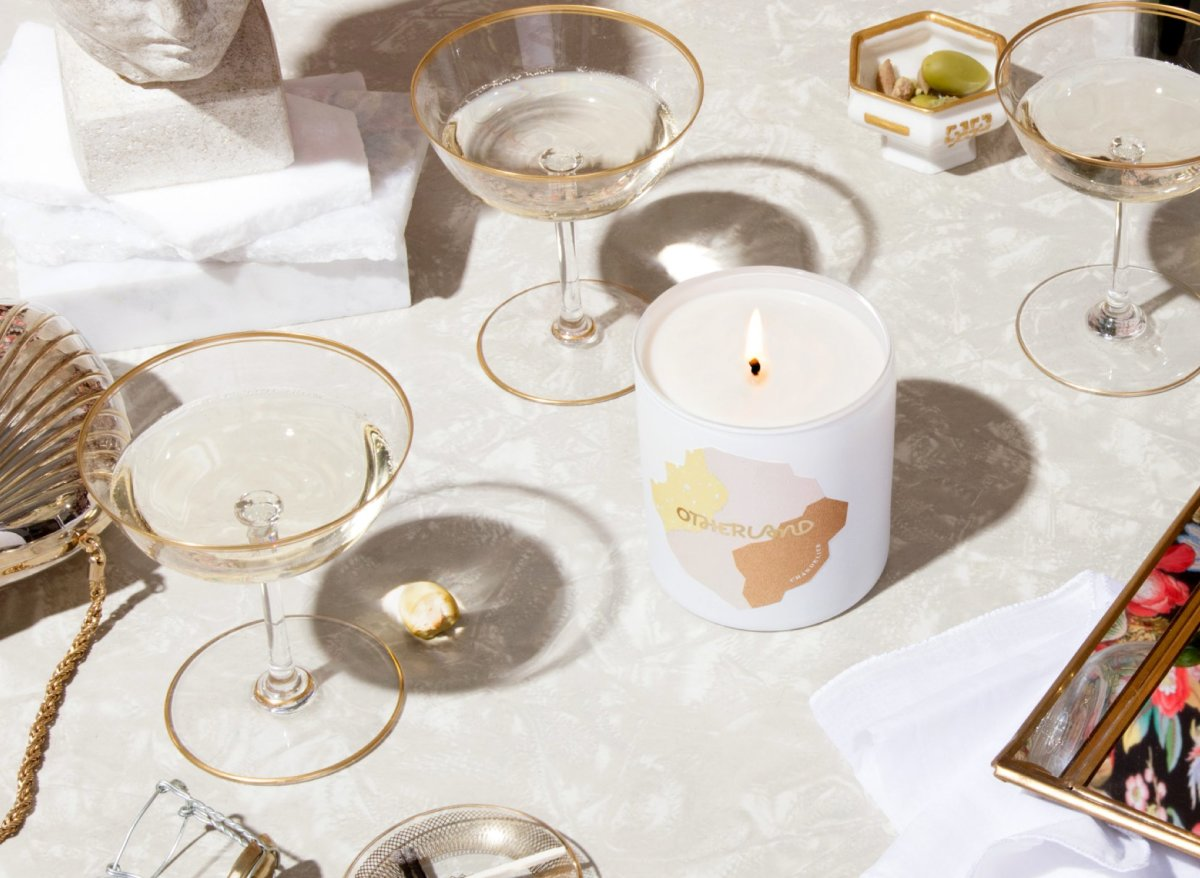 Otherland's Chandelier candle, $36, available here. Photo: Courtesy of Otherland