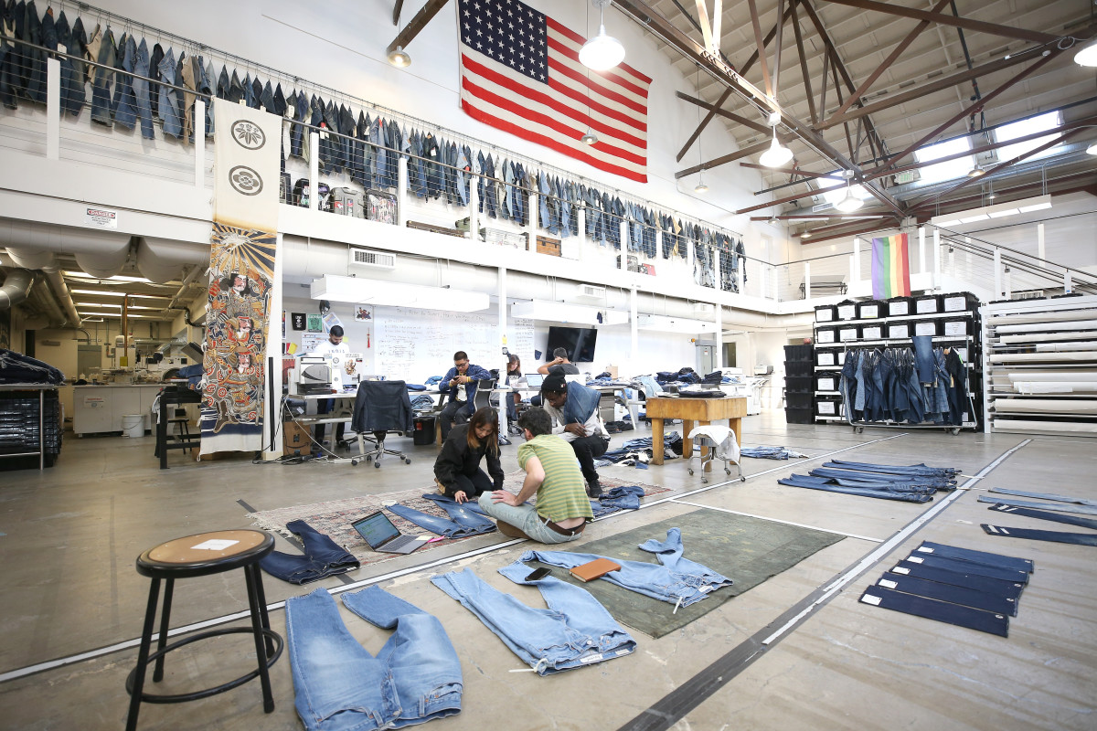 From Levi's to L.L.Bean, American Heritage Brands Are