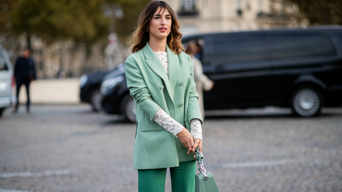 Jeanne Damas. Photo: Christian Vierig/Getty Images