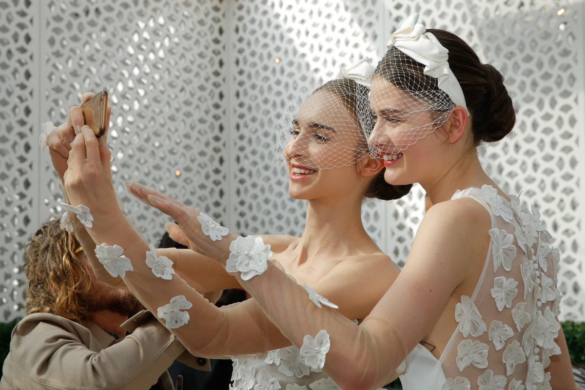 What Does The Future Of Bridal And Wedding Media Look Like Fashionista