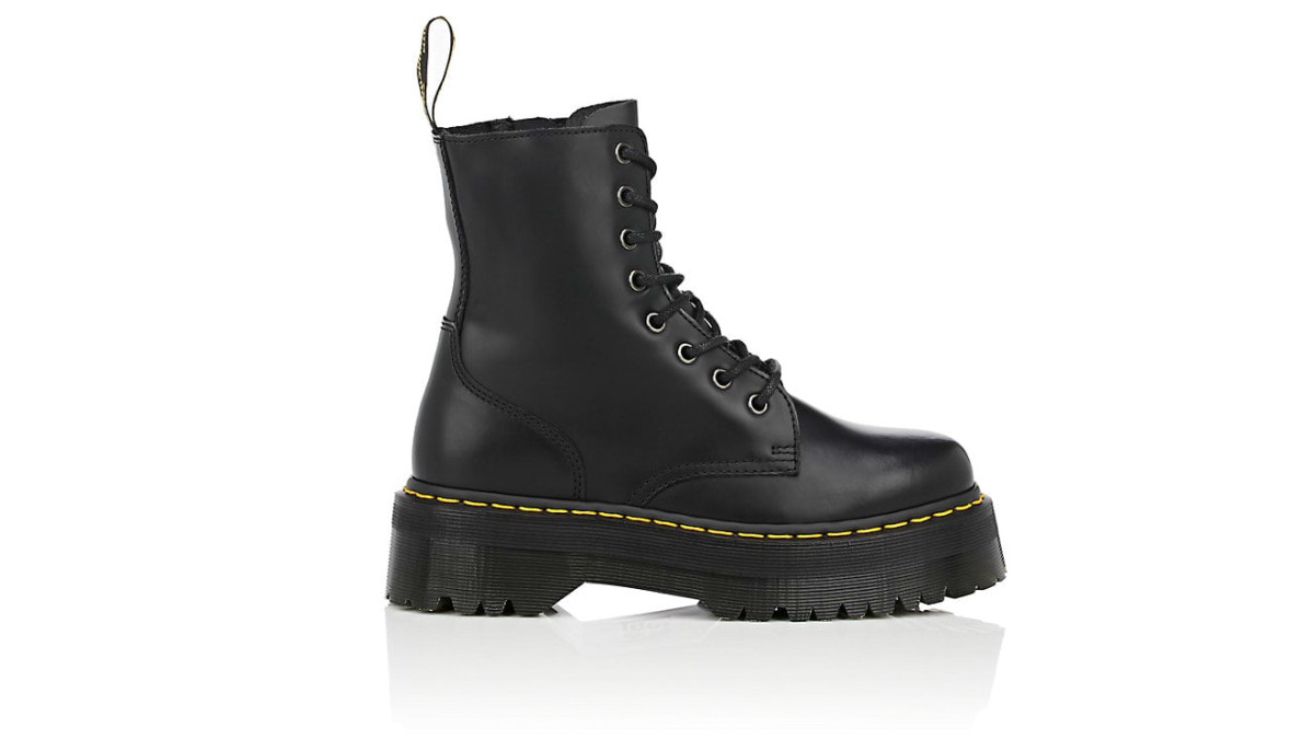e59cfd66a86d Can Maria Pull Off These Extremely Chunky Combat Boots  - Fashionista