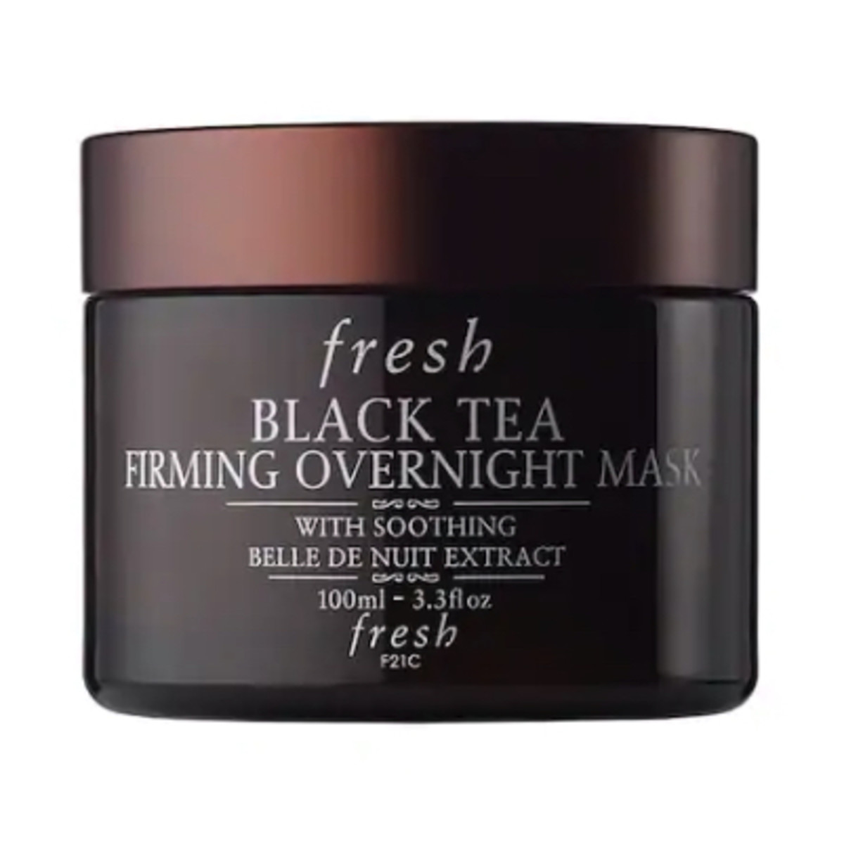 Fresh Black Tea Firming Overnight Mask, $92, available here.