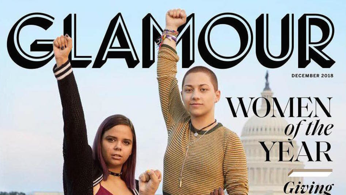 Must Read: 'Glamour' Announces Its 2018 Women of the Year, the Problem With Branding That All Looks the Same