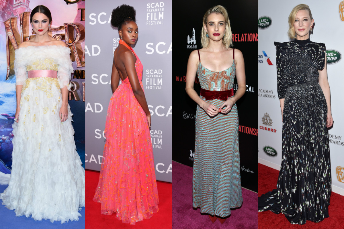 252f61b9222 It s Been an Extremely Good Week for Red Carpet Gowns - Fashionista