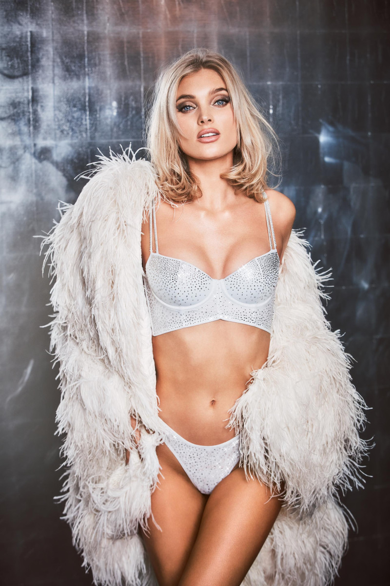 d664398830 Elsa Hosk Will Wear the Victoria s Secret Fantasy Bra at the 2018 VS ...