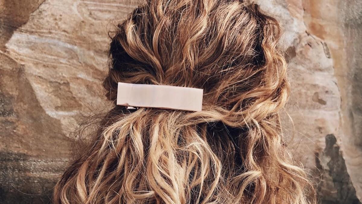Hair Clips Fashion Week