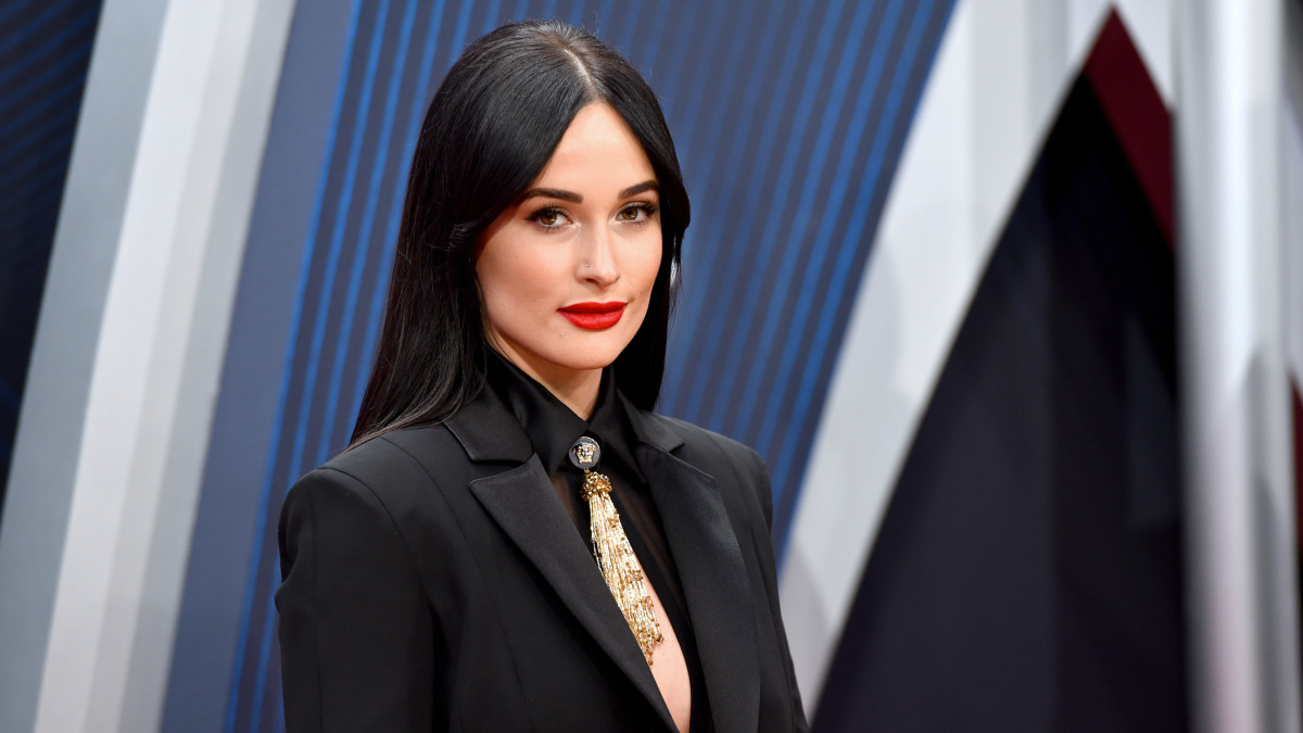Kacey Musgraves Went Full Versace To Win Album Of The