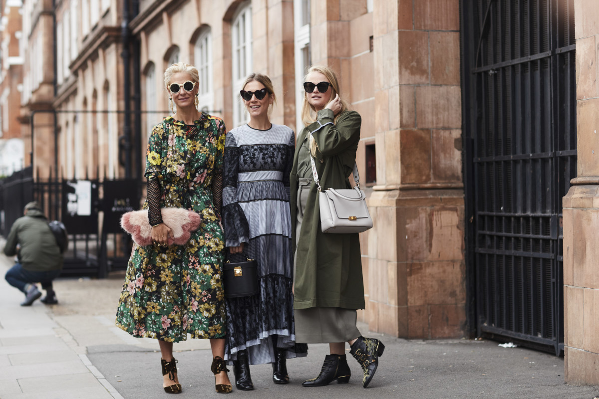 The Best Street Style Looks From London Fashion Week