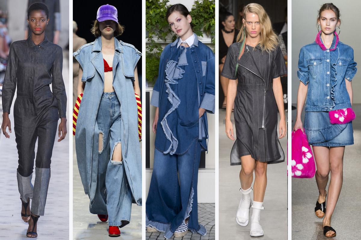 (L-R): Max Mara, Annakiki, Rosella Jardini, Atsushi Nakashima and Simonetta Ravizza. Photos: Imaxtree