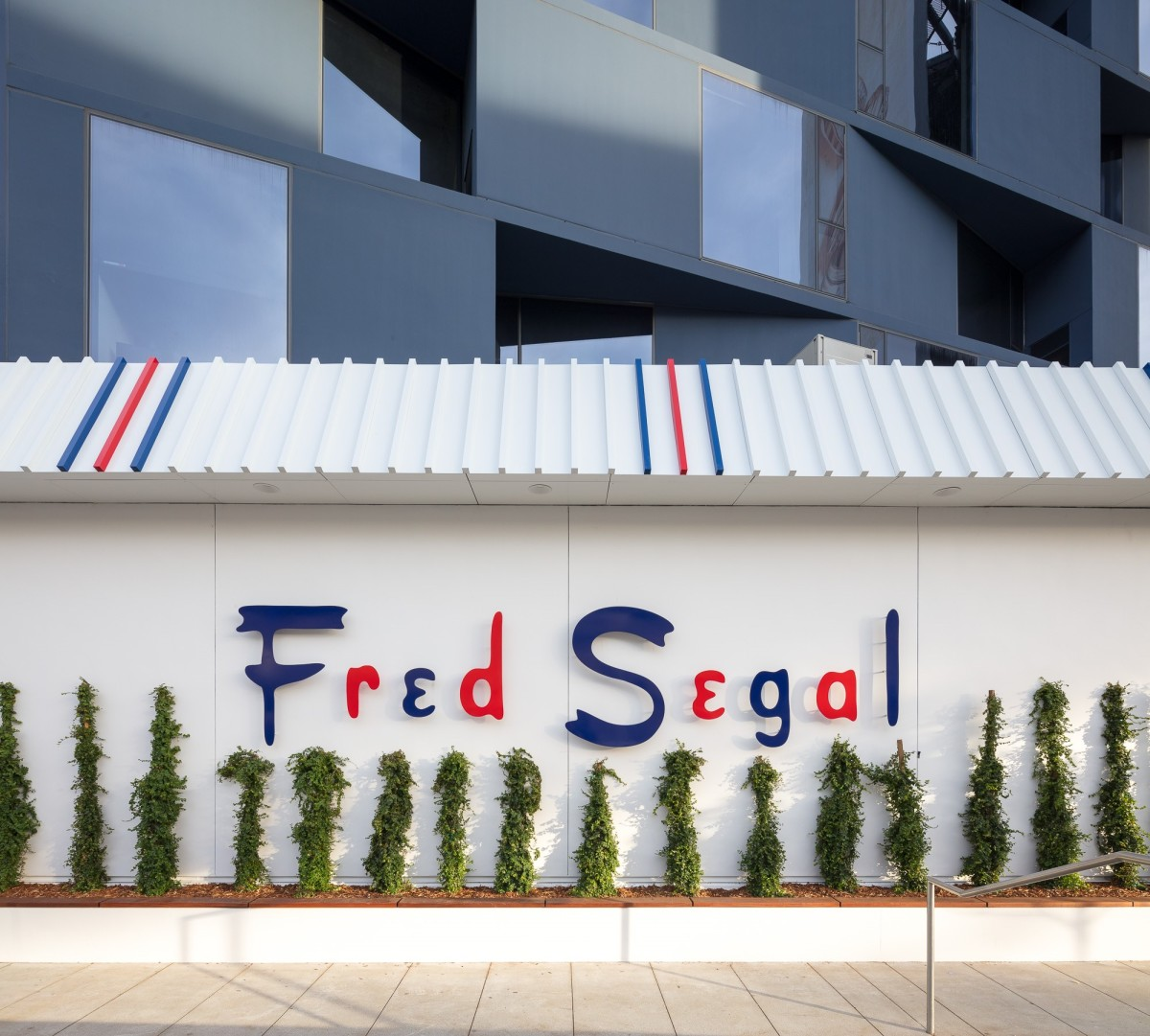 Fred Segal's new flagship. Photo: Courtesy