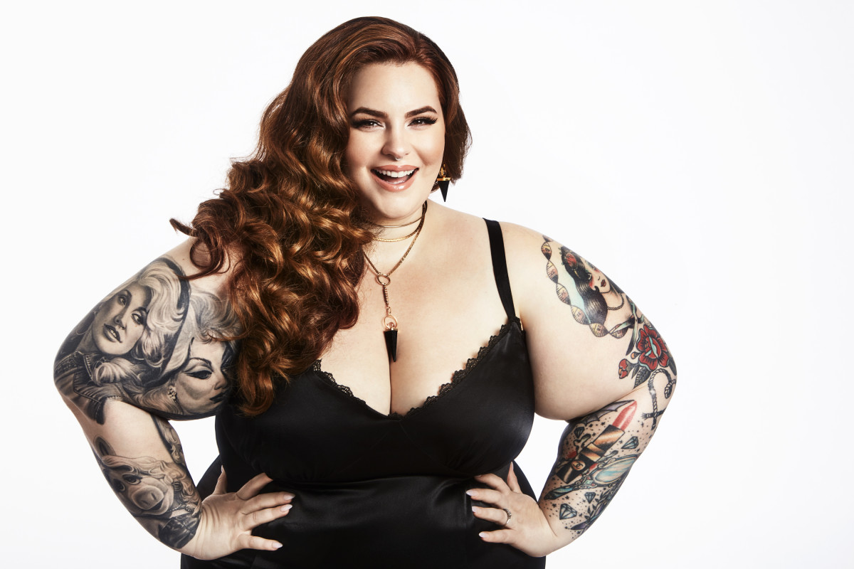 6884c5466a6 How Model and Activist Tess Holliday Keeps on Fighting Fashion ...