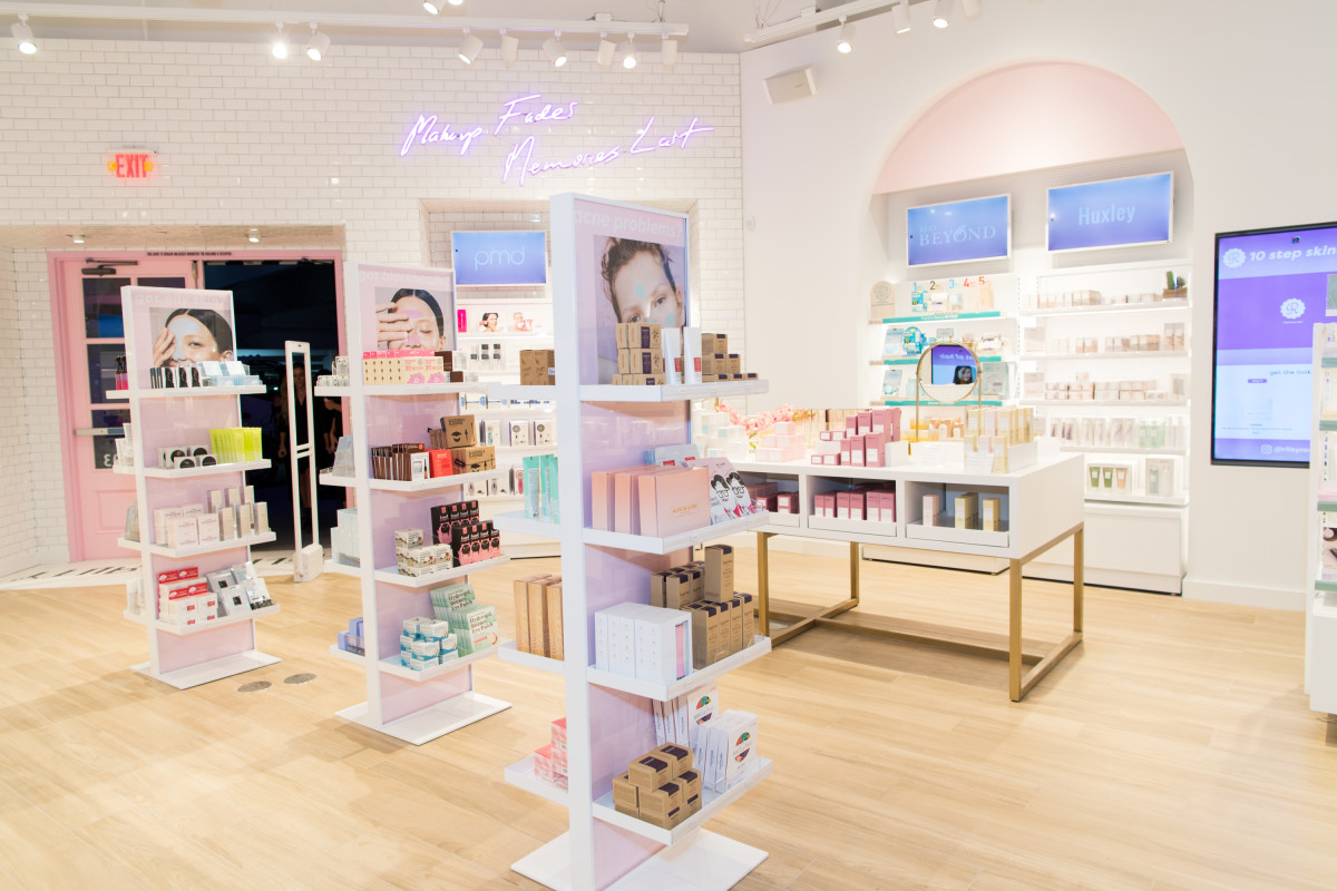 Fashion Beauty Shop Vashi: How New Beauty Store Riley Rose Was Designed To Be The