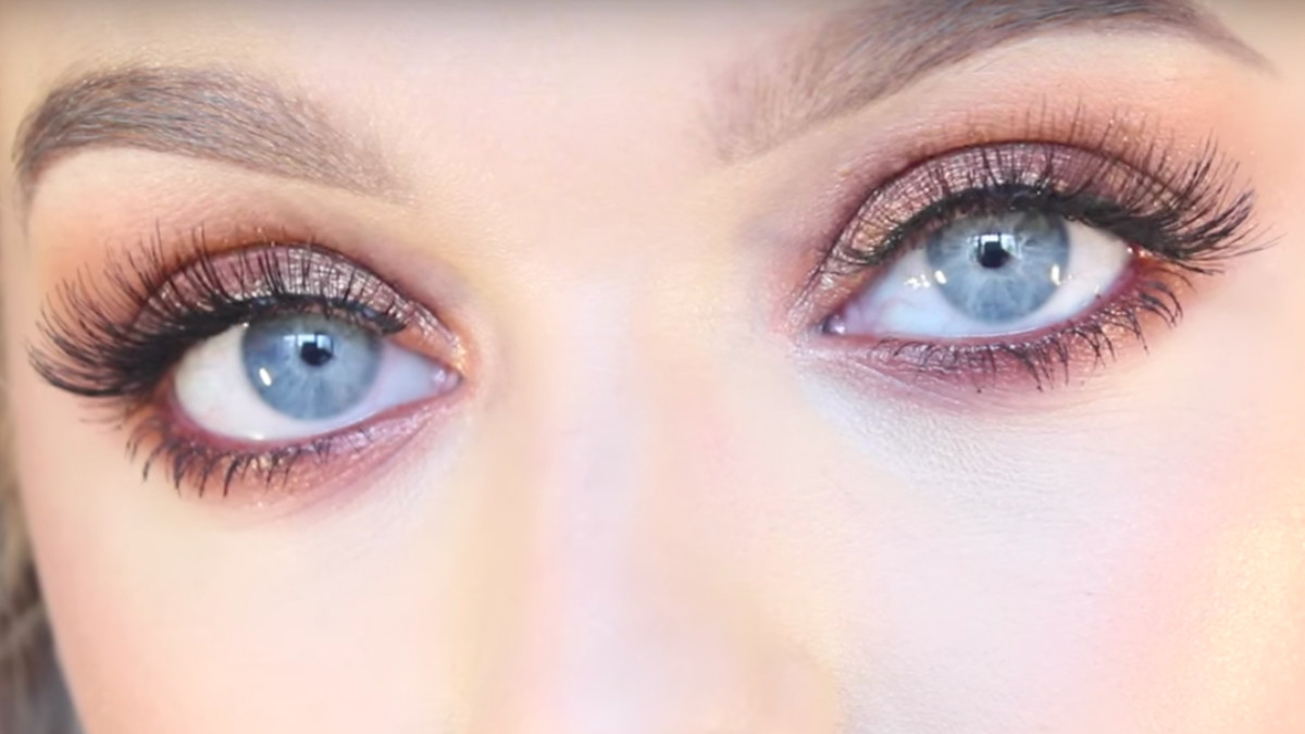 Makeup Tutorial For Blue Eyes Fashionista
