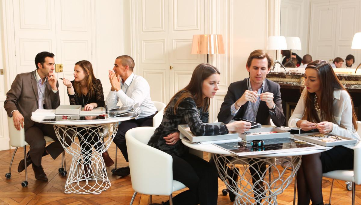 Photo: L'Ecole Van Cleef & Arpels