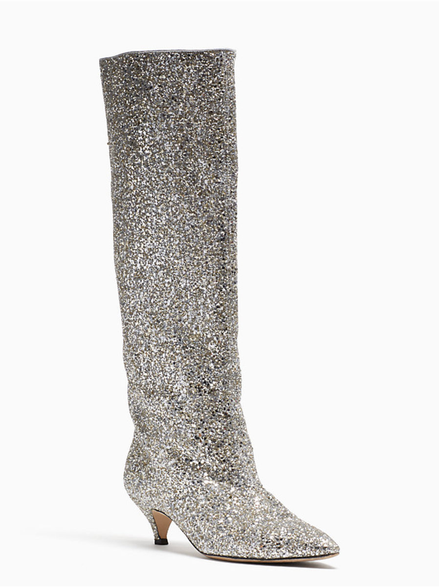 098d6f805660f Tyler Literally Cannot Have Enough Pairs of Glitter Boots - Fashionista