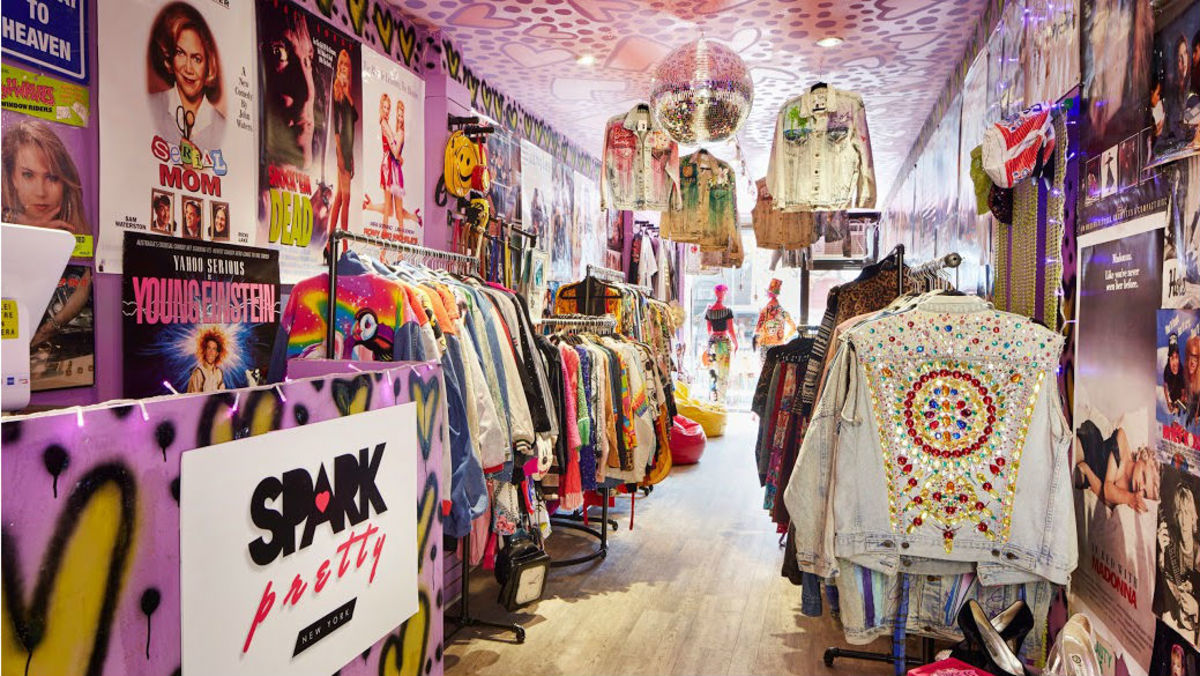How Vintage Stores Are Reinventing Themselves For A New