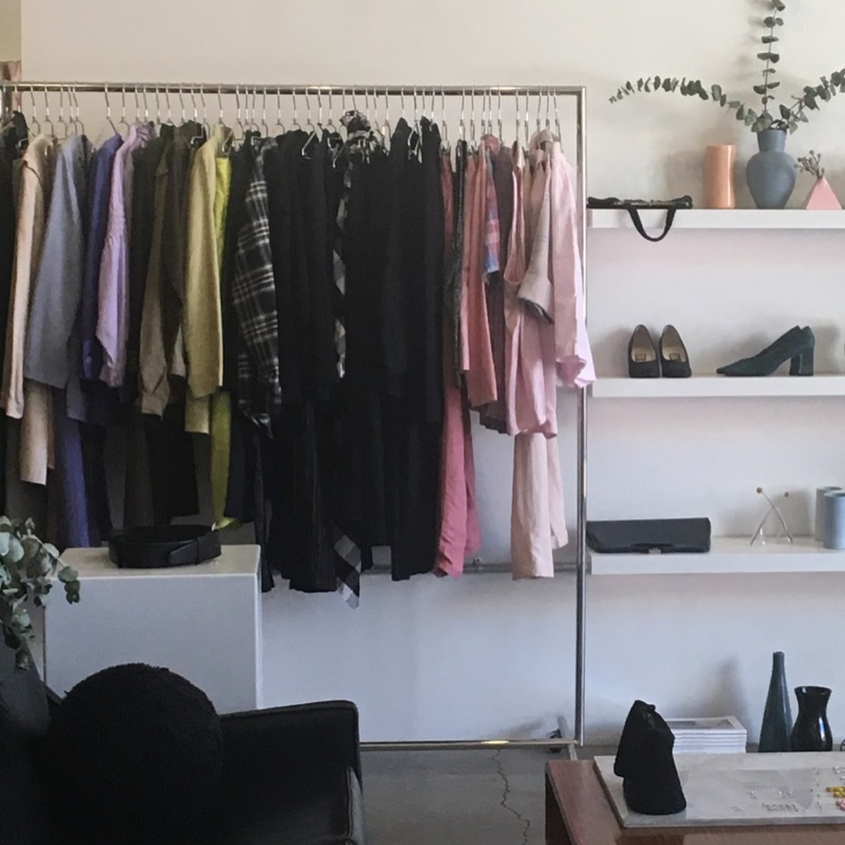 The Break vintage store in Brooklyn, New York. Photo: @hannah.richtman/Instagram