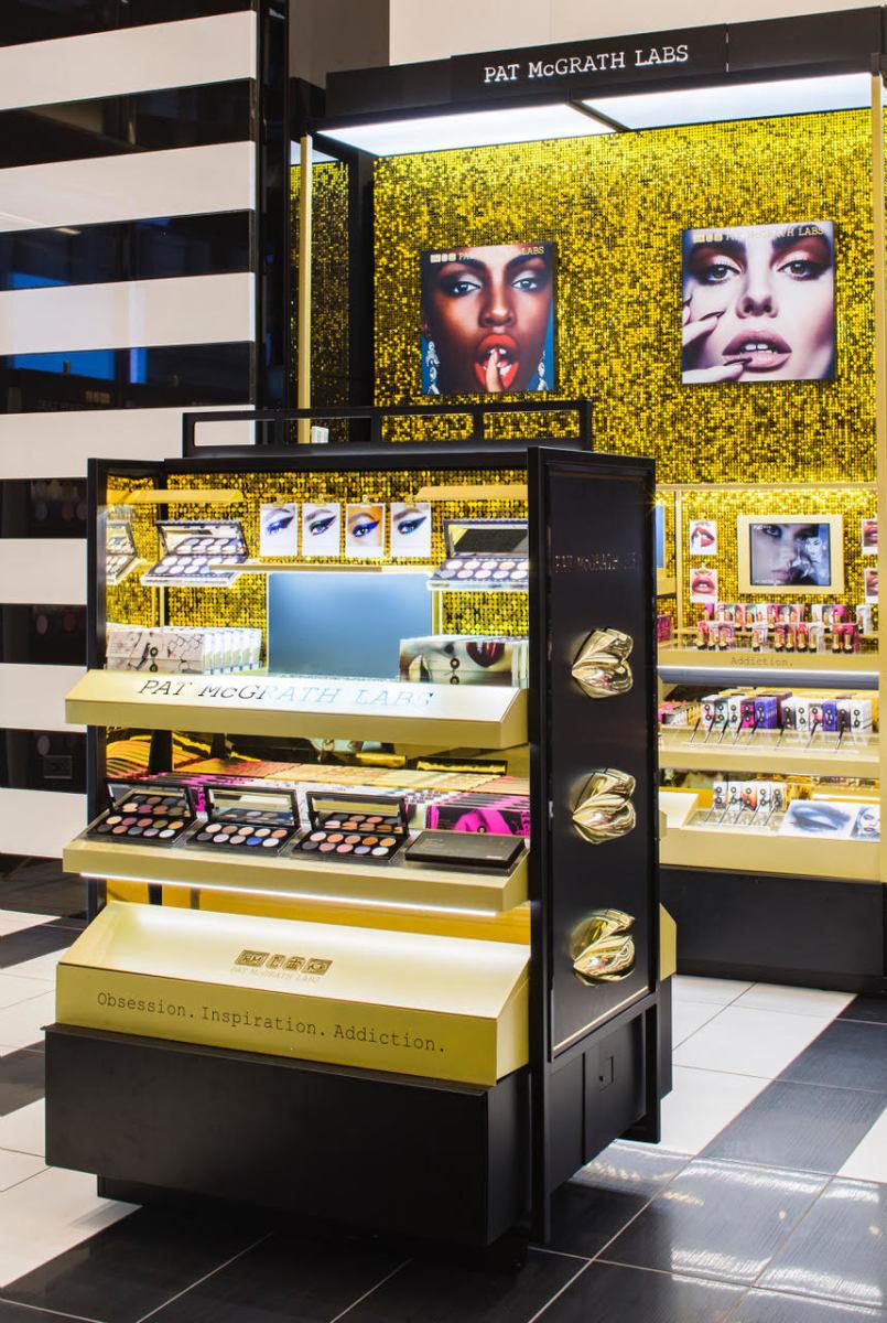 Pat McGrath Labs in Sephora. Photo: Courtesy of Pat McGrath Labs
