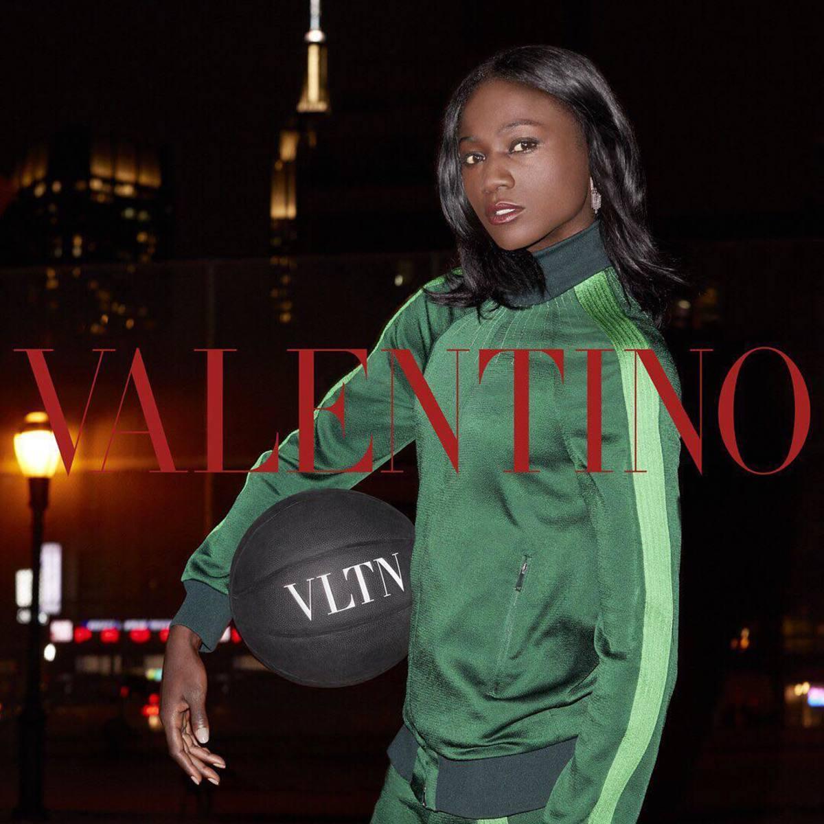 Valentino's Resort 2018 campaign shot by Terry Richardson. Photo: @maisonvalentino/Instagram