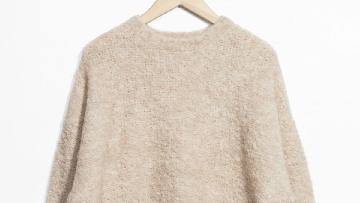 Maria Is Adding This Sweater to Her Fall Winter Wardrobe - Fashionista 639c7241e