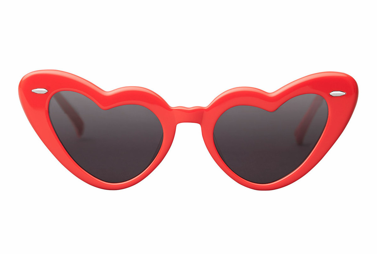 "Takesh Eyewear ""Jadore"" sunglasses, $169, available at Takesh."