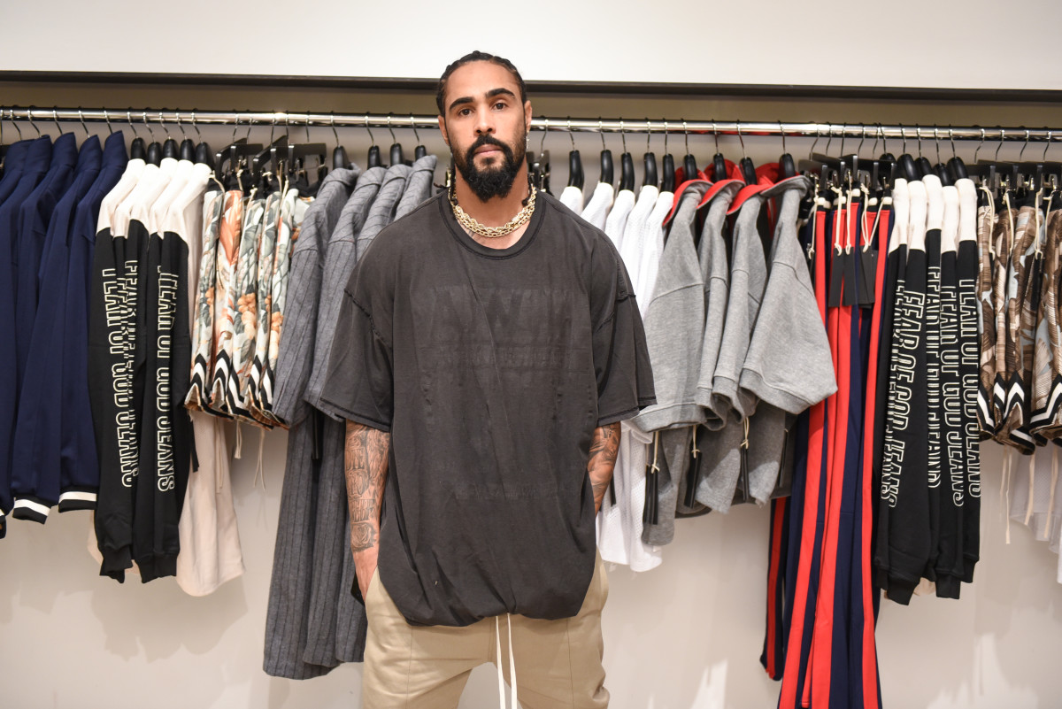 Fear of God's Jerry Lorenzo. Photo: BFA for Barneys New York