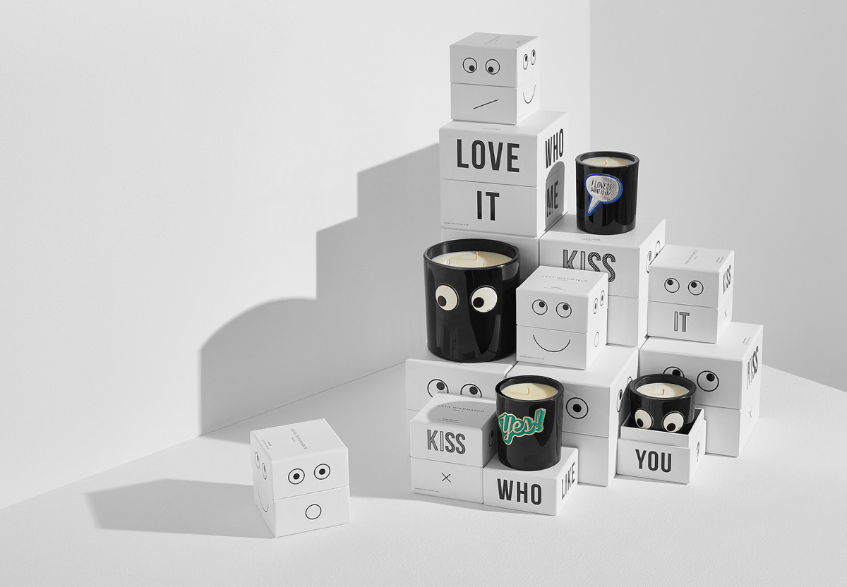 Anya Hindmarch Smells collection. Photo: Anya Hindmarch