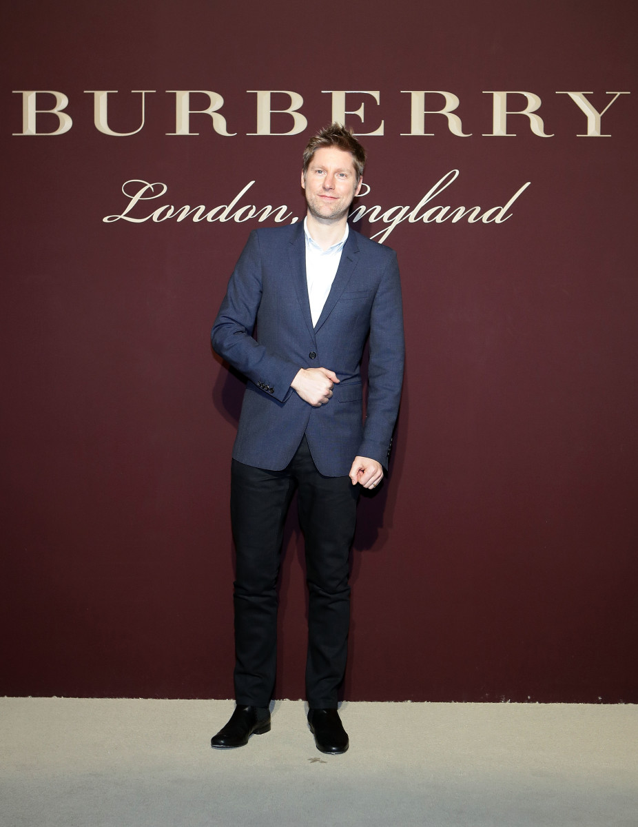Christopher Bailey. Photo: Chung Sung-Jun/Getty Images for Burberry
