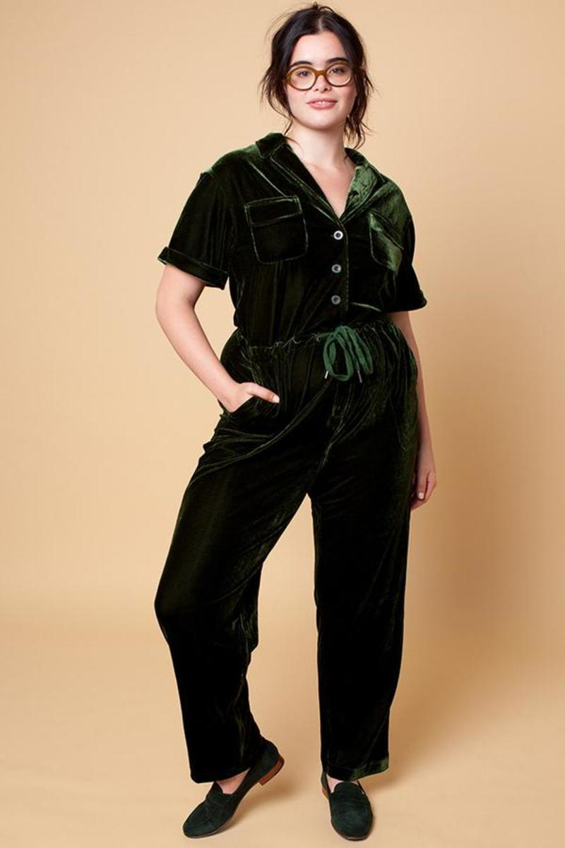 Rachel Antonoff Jewel jumpsuit, $298, available at Rachel Antonoff.