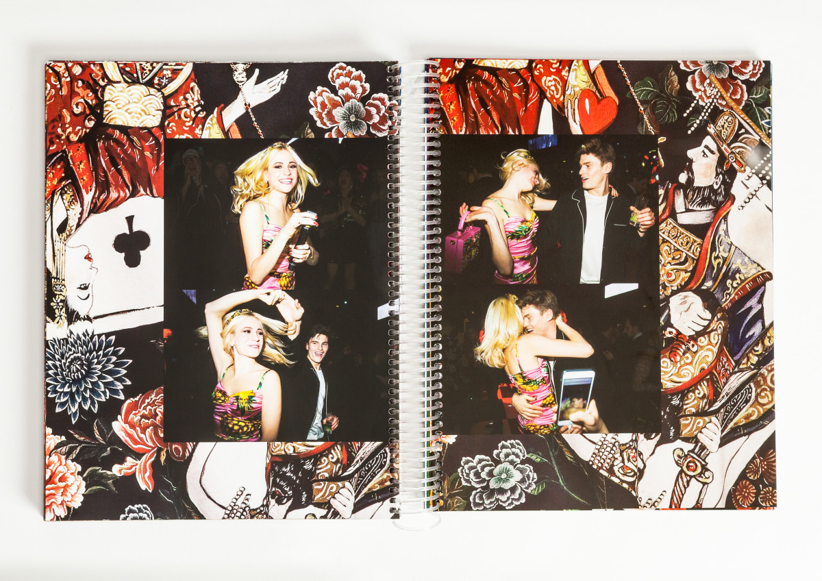 "Pages from ""Dolce & Generation Millennials: The New Renaissance."" Photo: Courtesy Dolce & Gabbana"