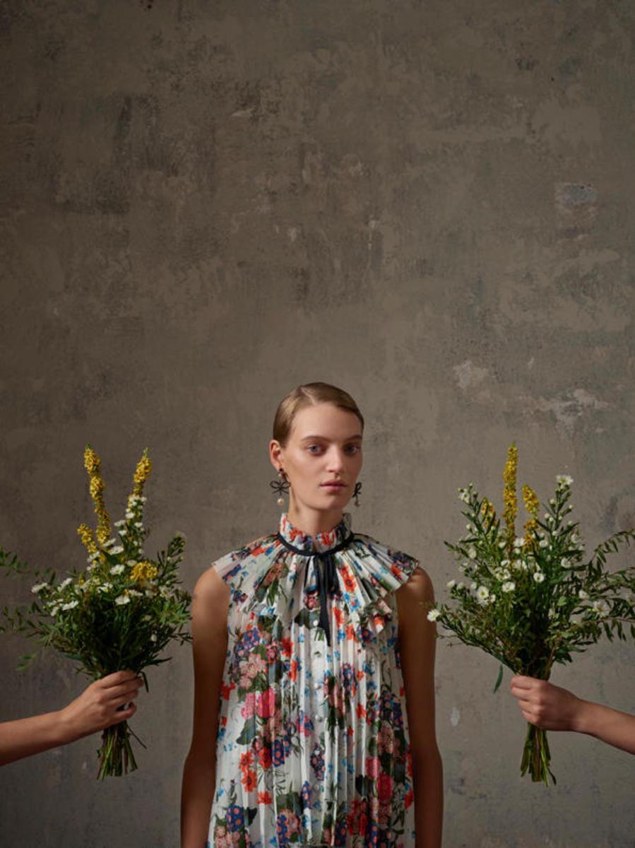 H&M x Erdem. Photo: Michal Pudelka/H&M